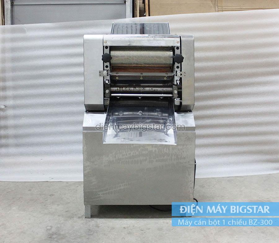 máy cán bột 1 chiều