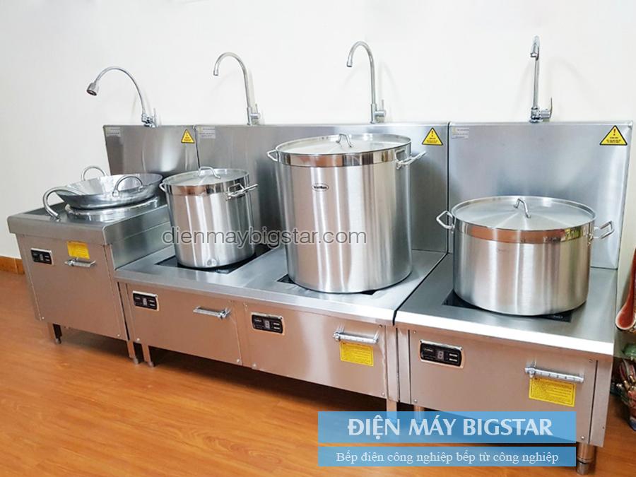 Bếp điện công nghiệp bếp từ công nghiệp